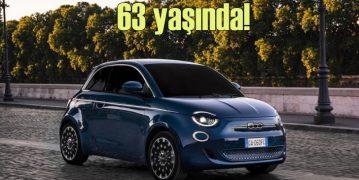 Fiat 500 63 yaşında!