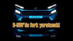 Hyundai, Kona N Line ile B-SUV segmentinde fark yaratacak