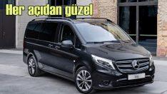 Yeni Mercedes-Benz Vito Tourer 325 bin TL'den Türkiye'de satışa sunuldu