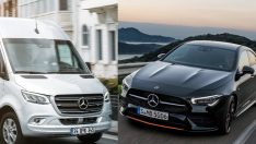 Mercedes-Benz'de avantajlı ödeme ve uygun faiz fırsatı