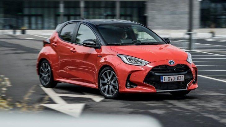 Toyota Yaris'ten büyük başarı