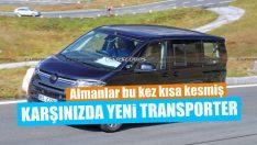 2021 Volkswagen Transporter Görüntülendi!