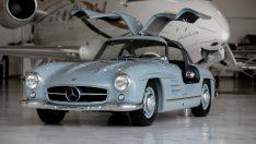 1957 Mercedes-Benz 300 SL'ye Müthiş Fiyat