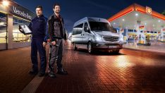 Mercedes-Benz Hafif Ticari Araçlar'dan servis kampanyası