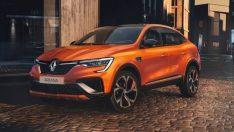 Renault Arkana İddialı Geliyor