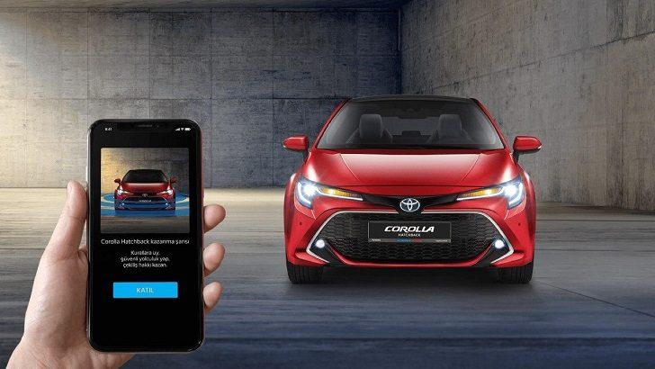 Toyota ve Yandex'in kazaları önlemeye yönelik projesi devam ediyor