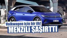 Volkswagen ID.4'ün Menzili Şaşırttı!