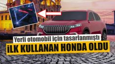 Honda'da Yerli eCall Teknolojisi