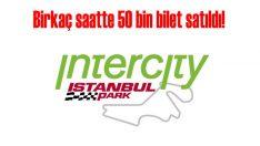 50 bin adet Formula 1 bileti birkaç saat içerisinde satıldı