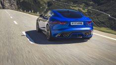 Jaguar F-TYPE Yenilendi