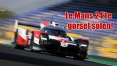 Seyircisiz Le Mans 24'te görsel şölen