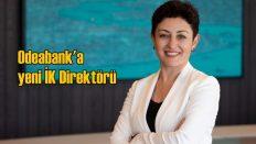 Odeabank'ın yeni İK Direktörü Ebru Vardar oldu