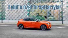 AUTOBEST ödüllü Yeni Corsa, Eylül'e özel fırsatlarıyla!