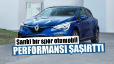 Renault Clio 1.3 TCe Otomatik Sürüş İzlenimi