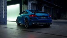 Audi TT İddialı Geliyor!