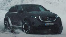 Mercedes EQC 4×4² Araziye Çıktı