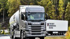 Scania Eylül Satışlarında Lider