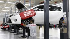 Toyota'dan Servis Kampanyası