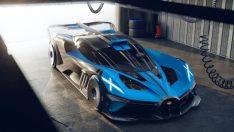 1.824 Beygirlik Bugatti Bolide Ortaya Çıktı