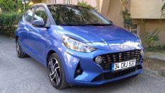 Hyundai i10 1.2 Benzinli Otomatik Sürüş İzlenimi
