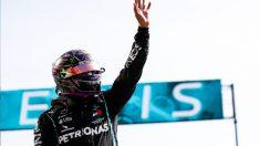 Mercedes ve Lewis Rekor Kırdı