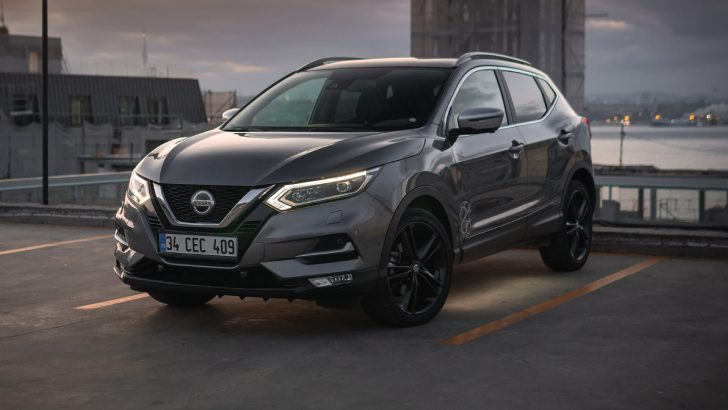 Nissan Qashqai Yeniden Lider!