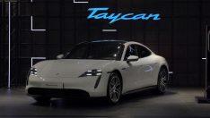 Ve Porsche Taycan Türkiye'de!