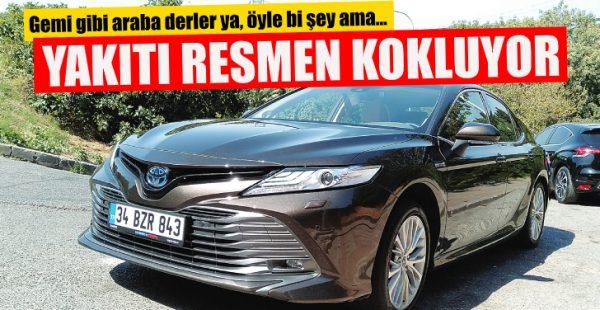 Toyota Camry Sürüş İzlenimi