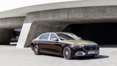 Karşınızda Mercedes-Maybach S-Serisi