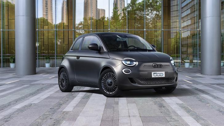 Fiat 500'e Red Dot Tasarım Ödülü