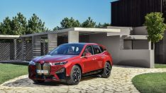 BMW'nin Elektrikli SUV'u iX Ortaya Çıktı!