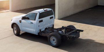 Ford Ranger Şase Kabin Modeli İle Geliyor!
