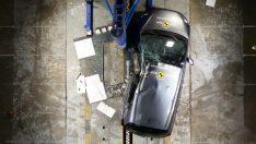 Honda Jazz'dan Euro NCAP'te Büyük Başarı!