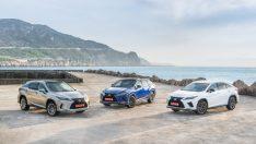 Lexus Avrupa'da 1 Milyona Ulaştı
