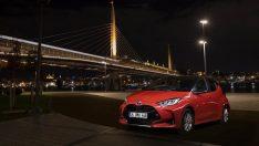 2021 Toyota Yaris Yola Çıktı