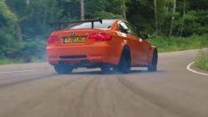 BMW M3 GTS'nin Muhteşem Drift Performansı!