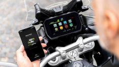 Bosch'tan Motosikletler İçin Bölünmüş Ekran