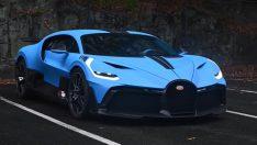 Bugatti Divo'nun Nefes Kesen Videosu!