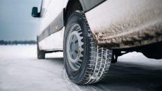 Hafif Ticari Araçlara Özel Yeni Kış Lastiği