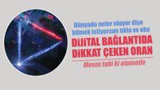 Otomotivde Dijital Bağlantı Dönemi!