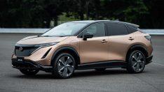 Nissan Ariya Avrupa'ya Ayak Bastı