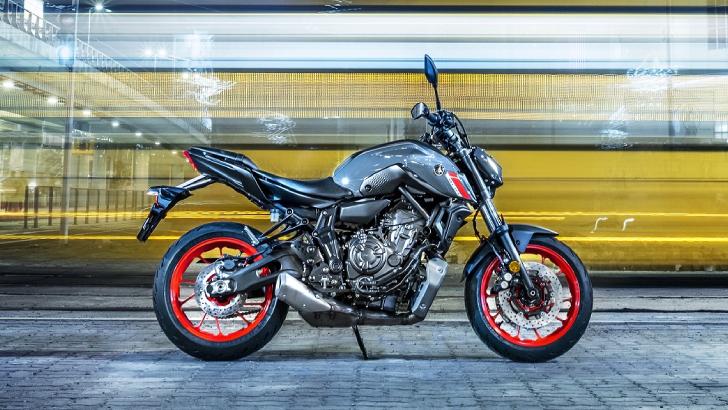 Yamaha MT-07 Yenilendi!