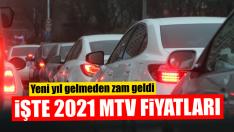 2021 MTV Fiyatları Belli Oldu!