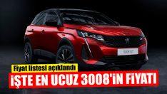 2021 Peugeot Fiyat Listesi Yayınlandı!