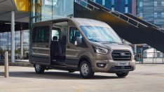 Ford Transit Ailesine Yeni Üyeler Katıldı