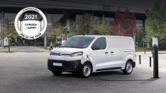 Citroen Berlingo Van Modeline I-VOTY Ödülü