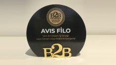 Avis Filo'ya En İtibarlı İş Ortakları'nda Ödül