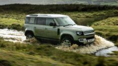 Yeni Land Rover Defender Yılın Otomobili Seçildi