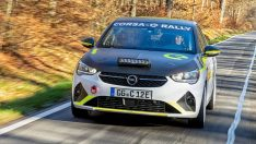 Opel Corsa-e Rally Yarışa Hazır