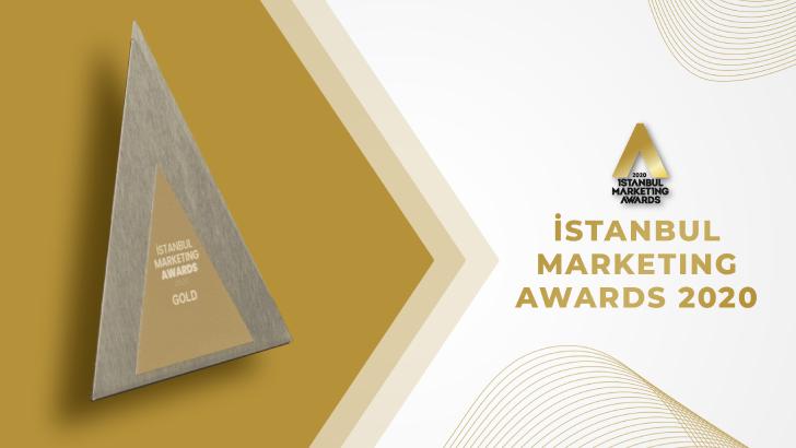 Petrol Ofisi'ne İstanbul Marketing Awards 2020'de Ödül